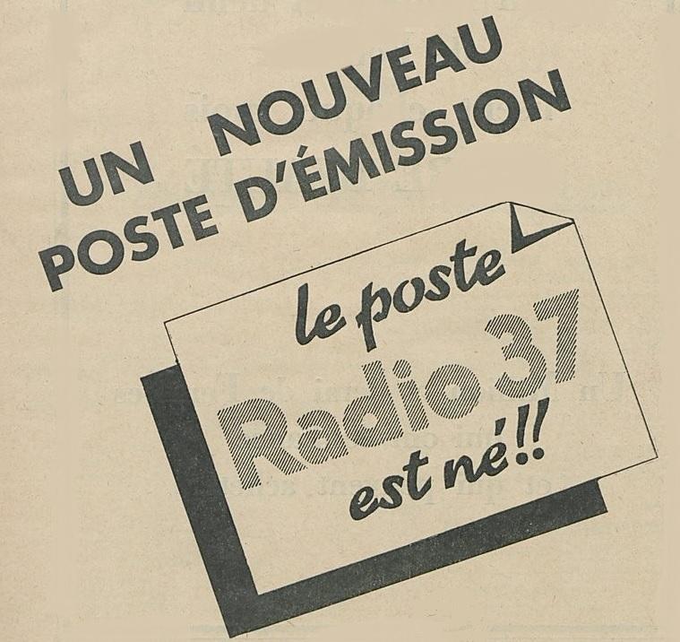 Un faux direct de Maurice Chevalier baptise Radio-37, nouveau poste de Paris