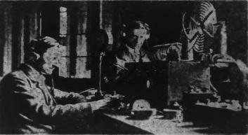1925, les premiers pas de la radio à Lille