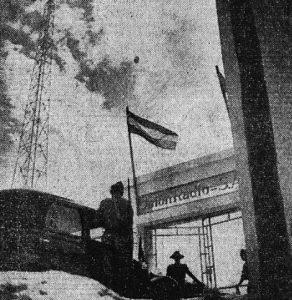 Les radios nationalistes en français pendant la guerre d'Espagne