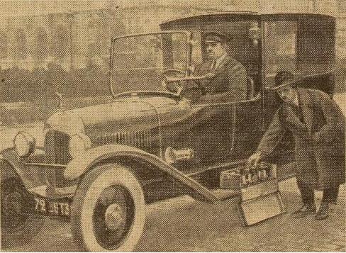 Voici Ond'Auto, un des tout premiers autoradios français
