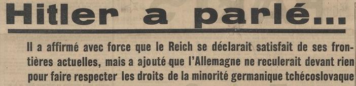 Nuremberg 1938