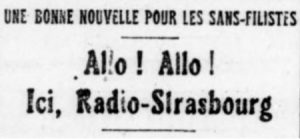Radio Strasbourg