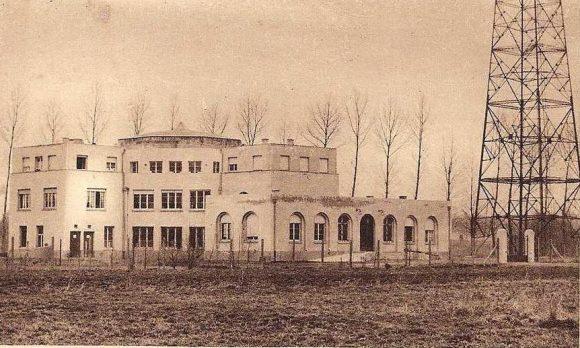 1930 : un requiem pour les morts de la guerre inaugure Strasbourg-PTT