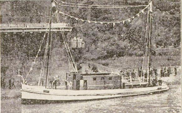 Comment le projet de bateau radio-laboratoire est tombé à l'eau