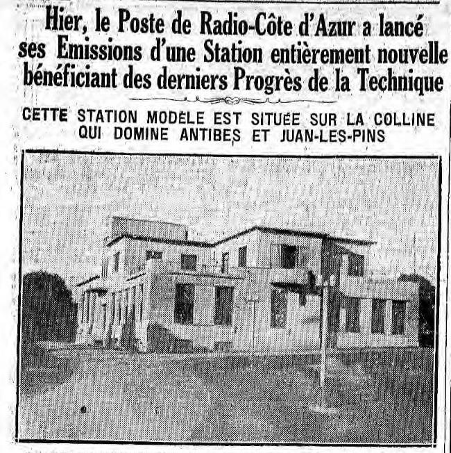 Radio Côte d'Azur