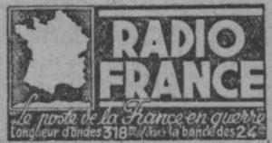 Radio France à Alger