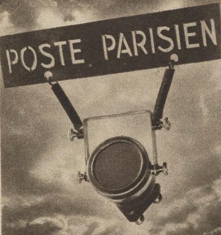 Poste Parisien