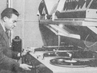 Radio Paris en 1942