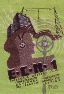 Les radios républicaines en français pendant la guerre d'Espagne