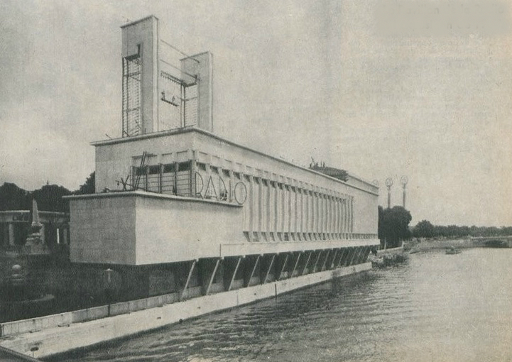 Pavillon de la radio Expo 37