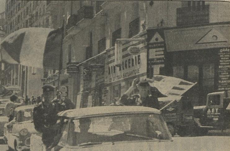 Putsch 1961 Oran