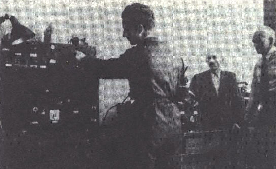Radio Blyskawica 1944 Varsovie