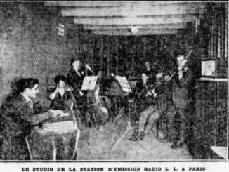 Radio-LL rue de Javel