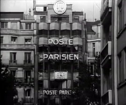 Poste Parisen