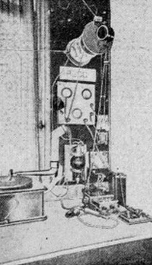 PCGG première radio européenne